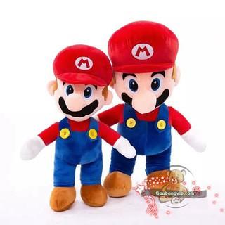 Mario đứng( nhân vật được nhiều bạn nhỏ yêu thích)