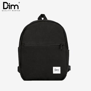 Balo DIM Little Backpack (Balo Mini Nữ, Vải Canvas trượt nước, Đựng vừa khổ A4, Thiết kế nhỏ gọn) – Màu Đen