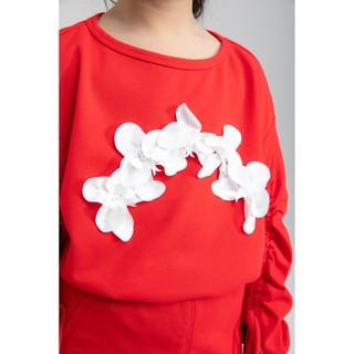 IVY moda áo thun bé gái MS 58G1114