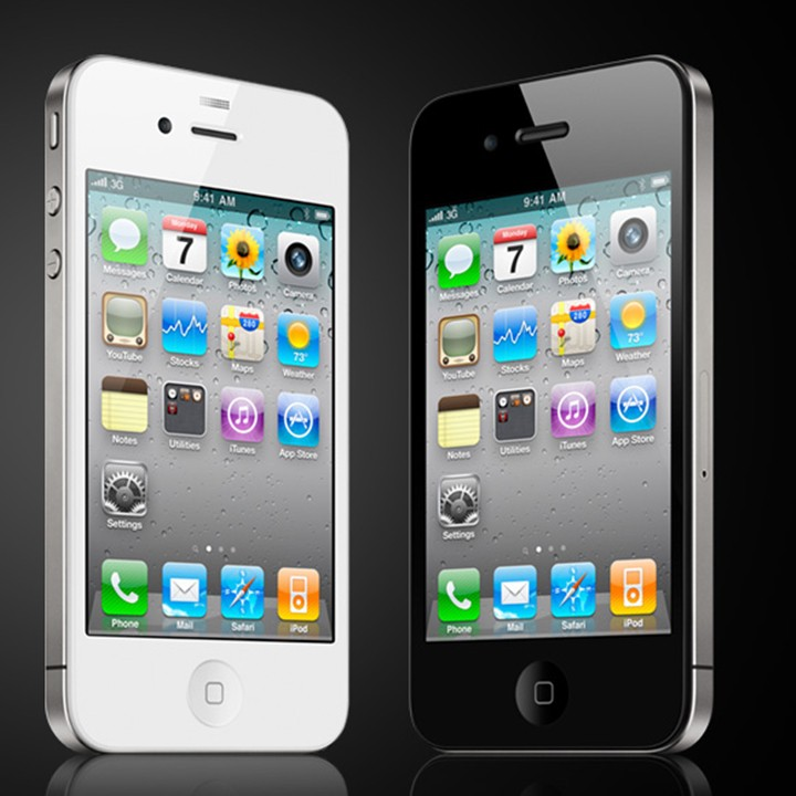 Điện thoại Apple Iphone 4 8Gb likenew