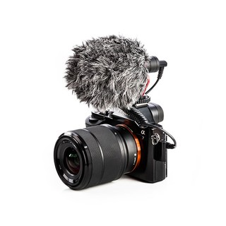 Micro Thu Âm BOYA BY- MM1, Thiết Bị Ghi Âm Cao Cấp Dùng Cho Máy Ảnh DSLR, Action Camera,Điện Thoại - BOYA OFFICIAL STORE