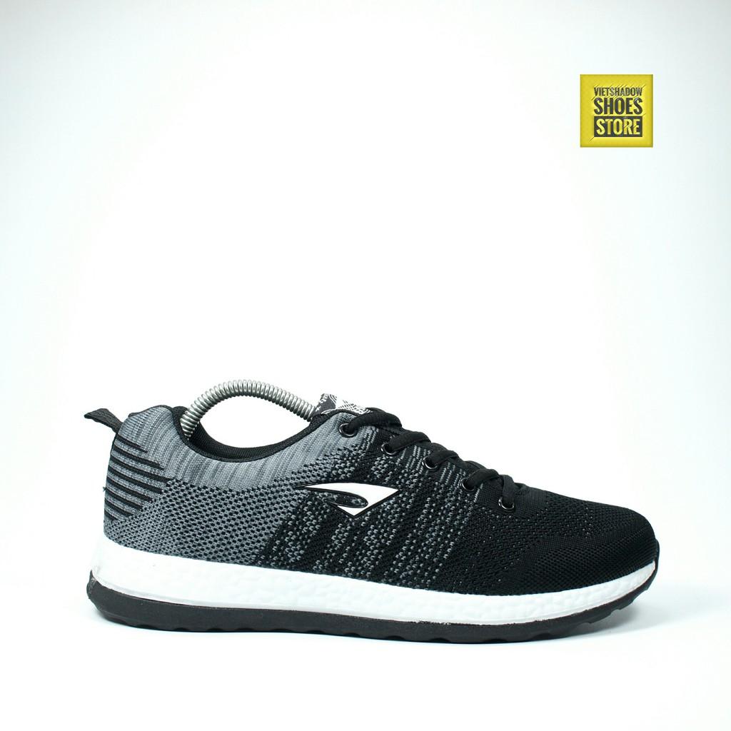 Giày thể thao | Sneakers nam thương hiệu Maoda - Mã 3163-đen
