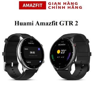Đồng hồ Huami Amazfit GTR 2 Đen (Obsidian black) Bản quốc tế - Bảo hành 12 tháng DGW