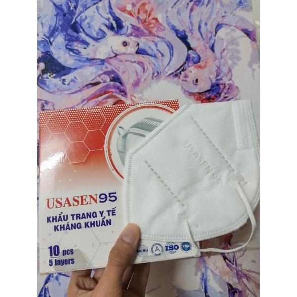 Khẩu trang N95 USASEN95