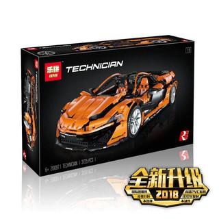 bộ đồ chơi lắp ráp lego technician lepin 20087 siêu xe mới nhất 2018