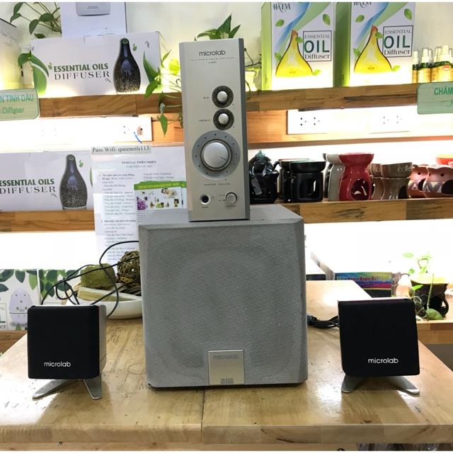 Loa Sub Microlab 2.1 giá rẻ bất ngờ Giá chỉ 550.000₫