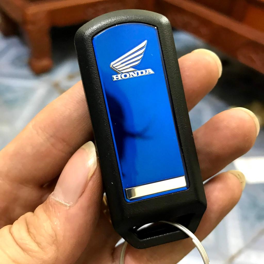 Vỏ Smartkey Honda Sh zin tháo khóa mới chính hãng.