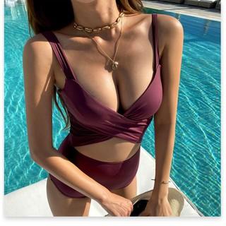 Bikini đẹp, Áo tắm biển nữ bán buôn áo tắm một mảnh mới đồ bơi nữ cảm giác năm 2020 bikini bikini thumbnail