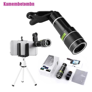 [Ktombn] 20x Zoom HD Universal Smartphone Optical Camera Telephoto Clip Telescope Lens