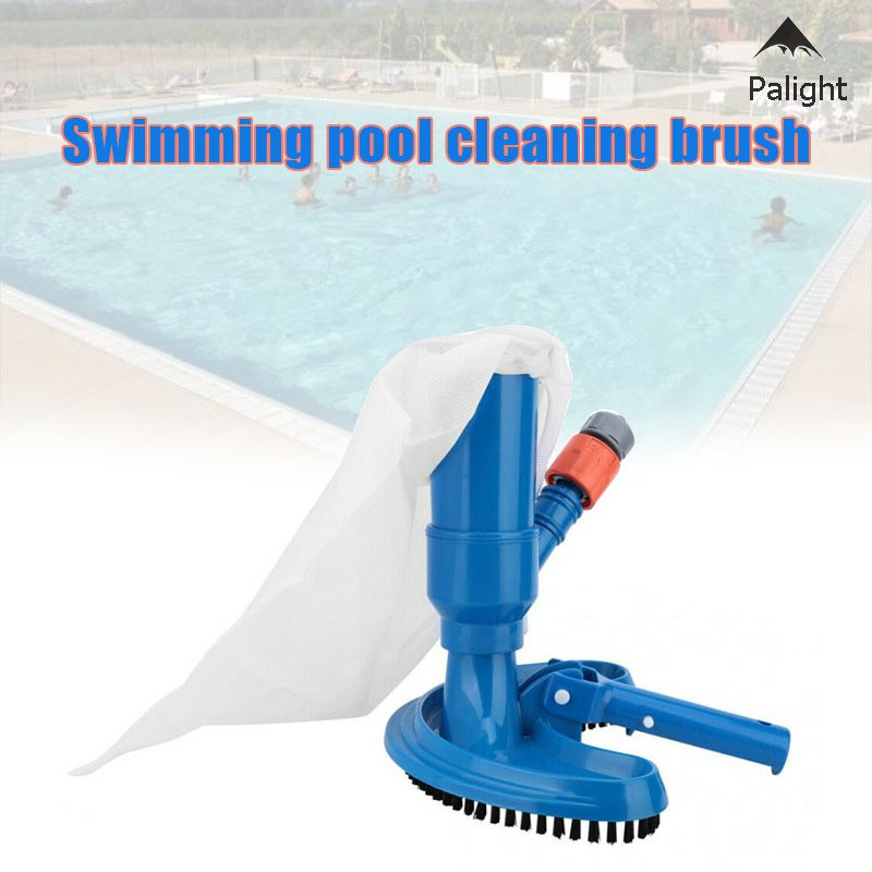 ✨PA✨ Swimming Pool Cleaning Brush Nozzle Vacuum Brush Nozzle Duction Head Swimming Pool Tools