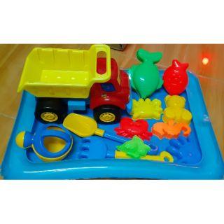[Thanh lý] Set đồ chơi đi biển cho bé new