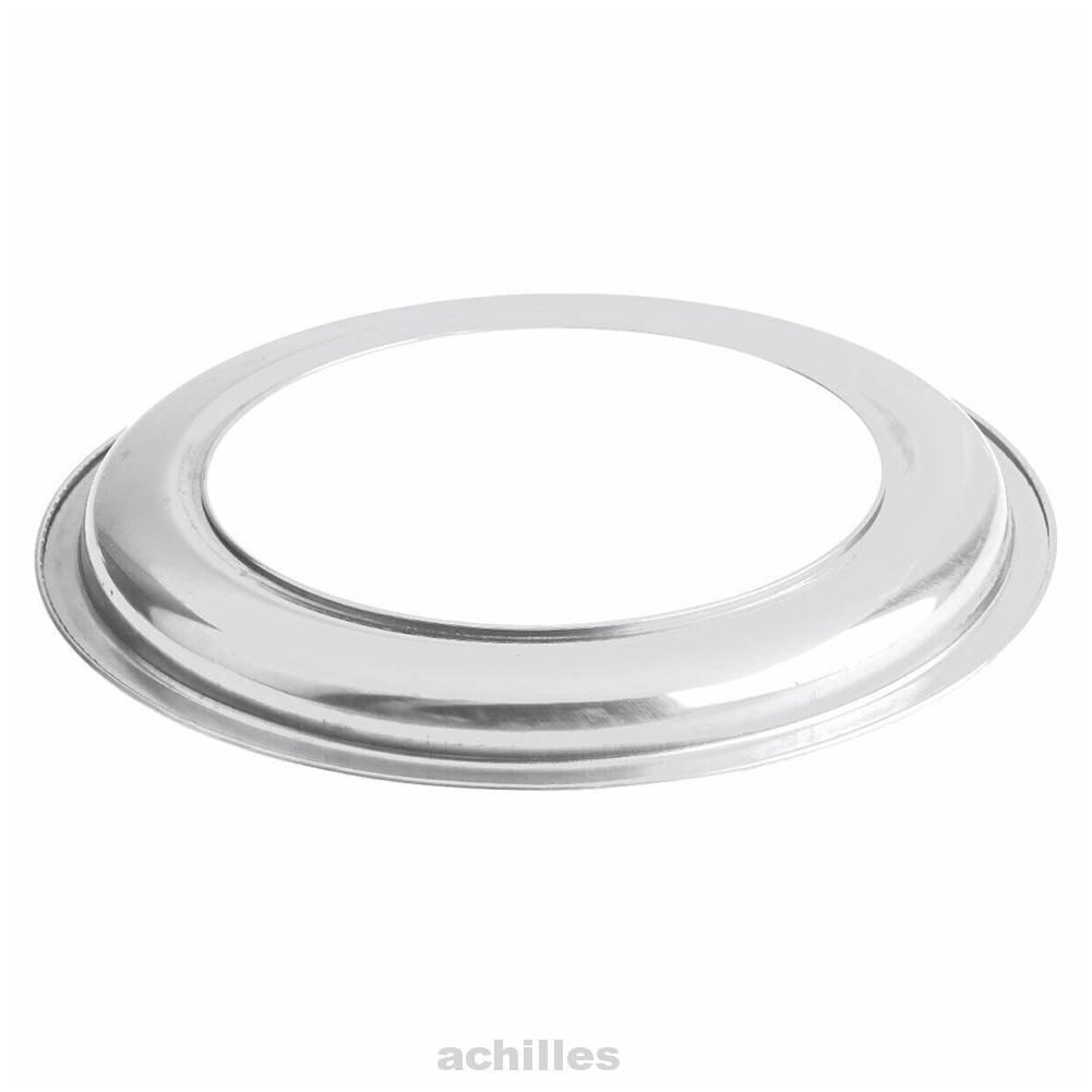 Accessories Desktop Gas Stove Home Replacement Range Rustproof Stainless Steel Drip Pan