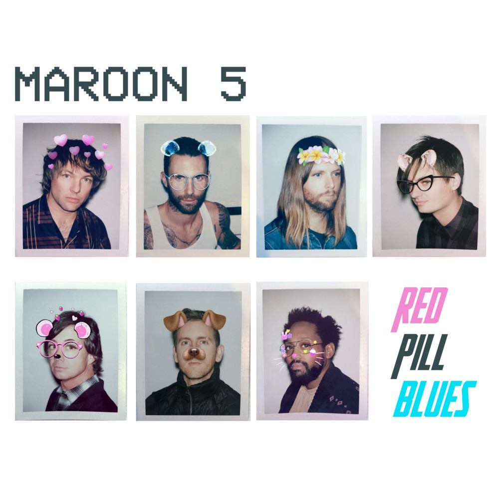 Maroon 5 - Red Pill Blues (Standard) - 3614070 , 976182853 , 322_976182853 , 200000 , Maroon-5-Red-Pill-Blues-Standard-322_976182853 , shopee.vn , Maroon 5 - Red Pill Blues (Standard)