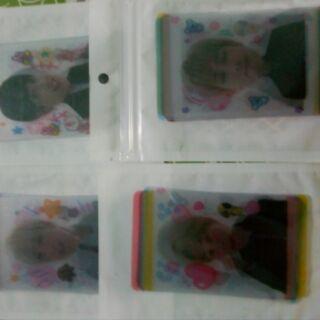 Lomo card trong BTS
