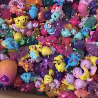 Thú hatchimals combo 60 trứng, 20 sp thú