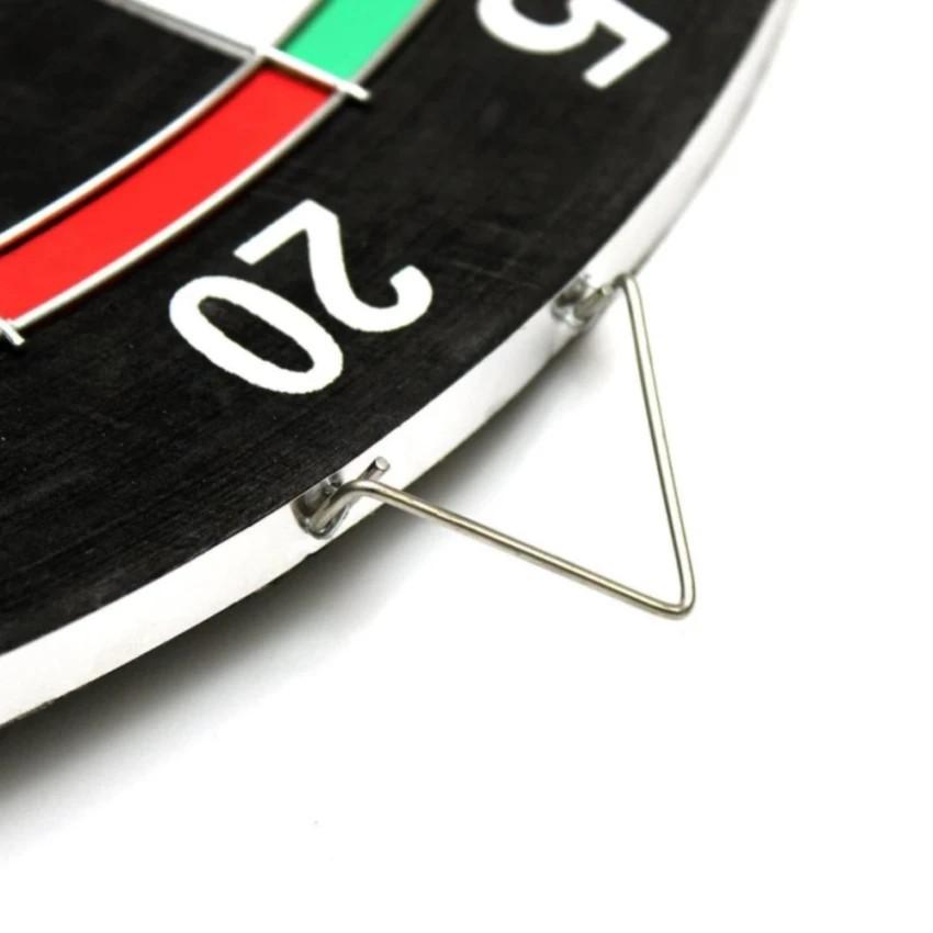 Bảng phi tiêu chân kim 2 mặt 15 inch bộ 6 phi tiêu cho bé siêu tiện dụng