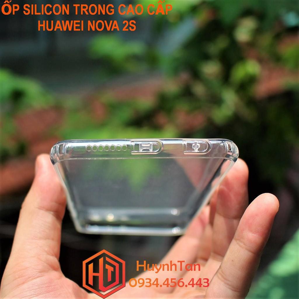 Ốp lưng Huawei Nova 2s trong suốt cao cấp