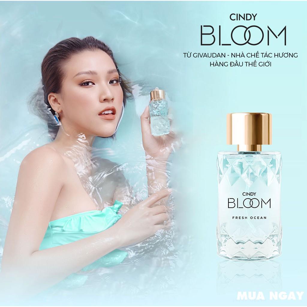 Nước Hoa Cindy Bloom Fresh Ocean 10ml Chính Hãng