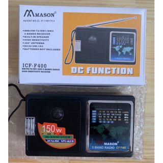 Radio Mason ICF - F400 thumbnail