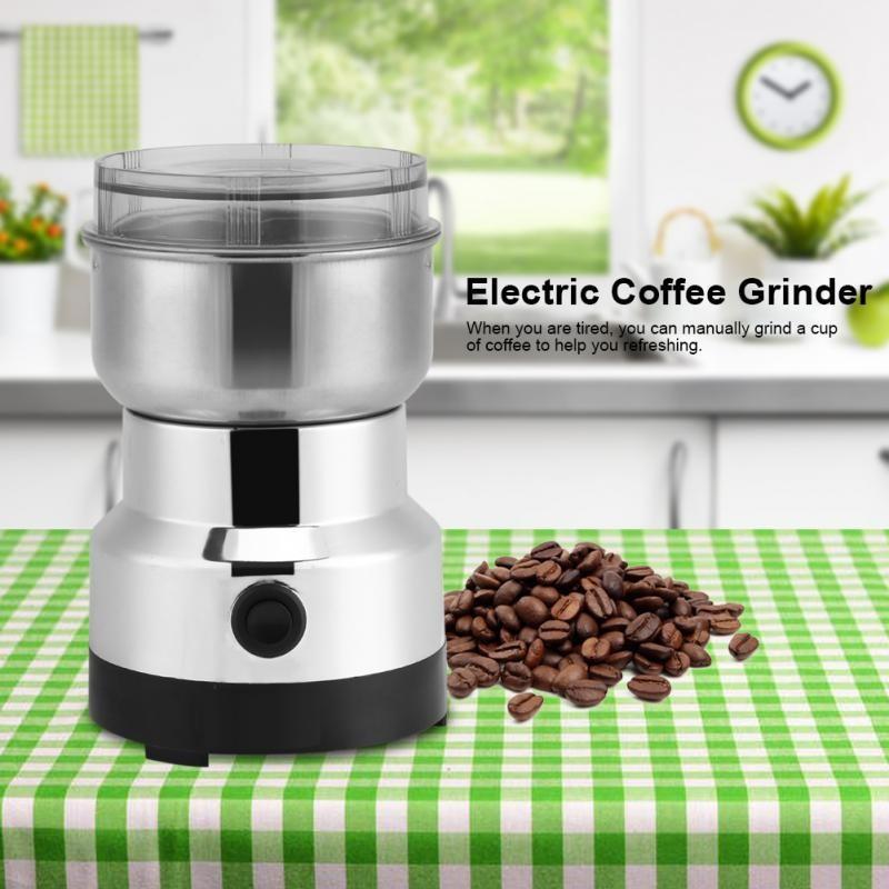 Máy xay cà phê bằng thép không gỉ