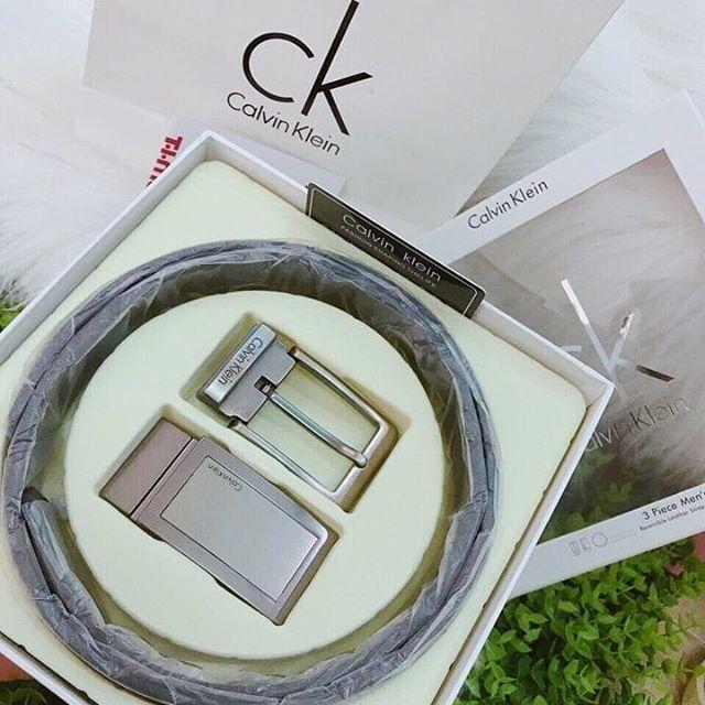 Cobom dây nịt sét 2 mặt CK đục lỗ mẫu mới , hàng víp đẹp da man 😍😍 hôp tròn loại 1