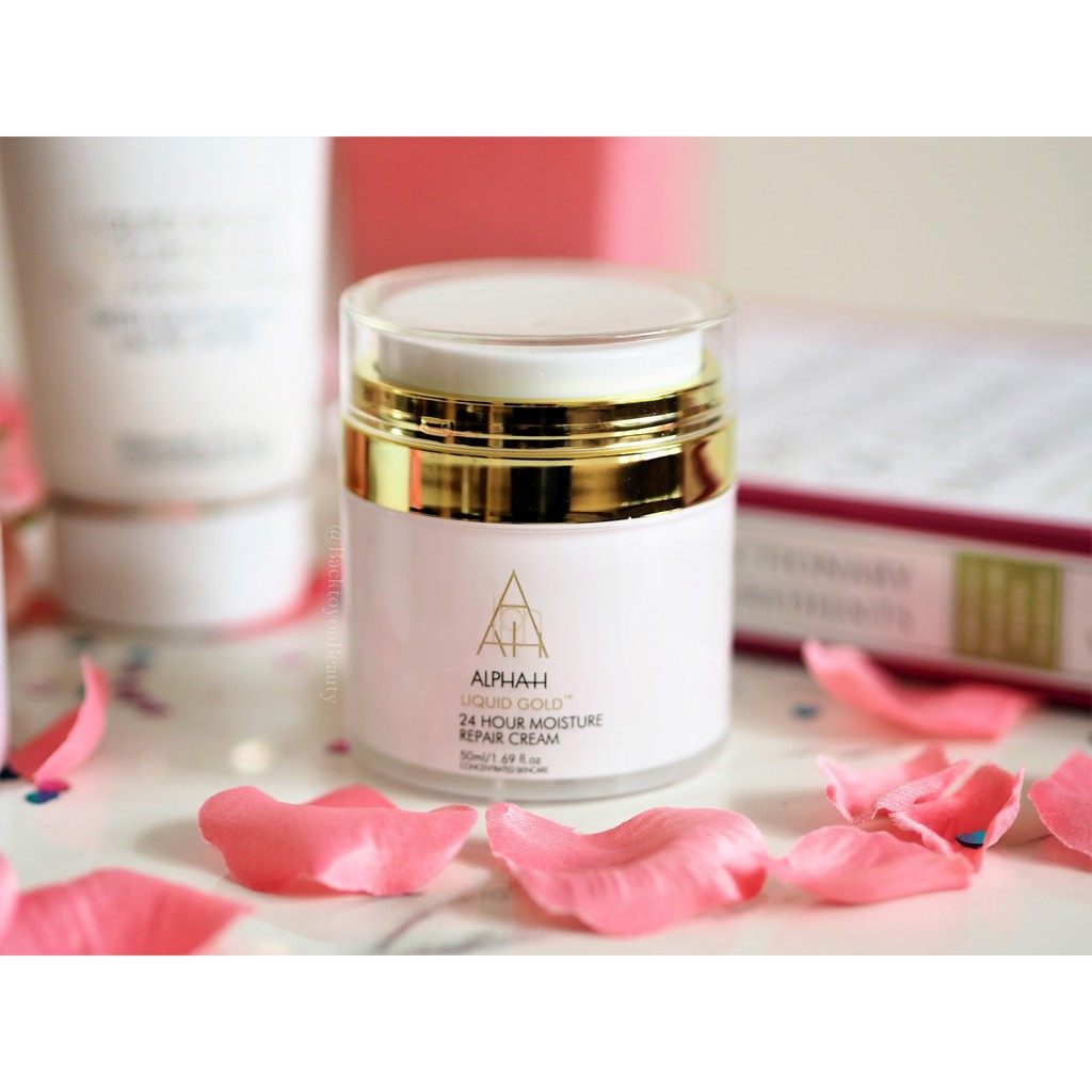Kem dưỡng ALPHA-H Liquid Gold 24 Hour Moisture Repair Cream minisize 15ml