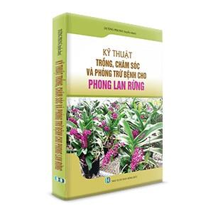 Kỹ thuật trồng, chăm sóc và phòng bệnh cho Phong Lan Rừng