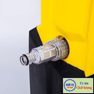Cút lọc nước nối với dây hút của máy rửa xe gia đình mini áp lực - phụ tùng máy rửa xe khớp nối