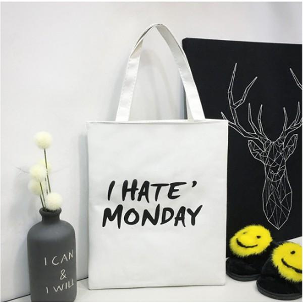 Túi vải I HATE