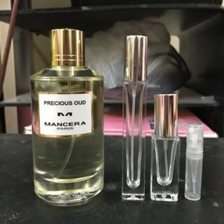 mẫu thử nước hoa nữ mancera precious oud thumbnail