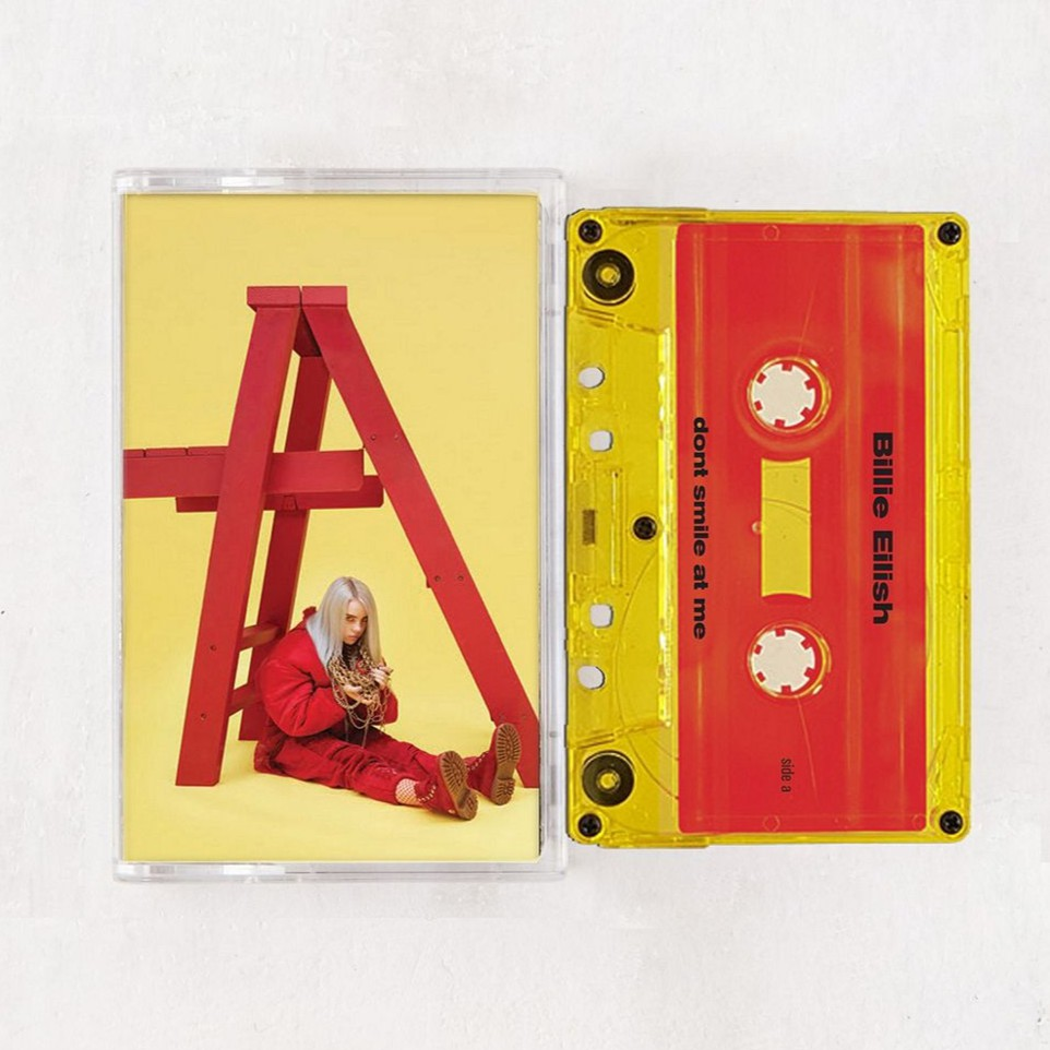 Billie Eilish - dont smile at me (Limited Cassette Tape) - Băng Cát-Sét - 3122924 , 1116077517 , 322_1116077517 , 838000 , Billie-Eilish-dont-smile-at-me-Limited-Cassette-Tape-Bang-Cat-Set-322_1116077517 , shopee.vn , Billie Eilish - dont smile at me (Limited Cassette Tape) - Băng Cát-Sét