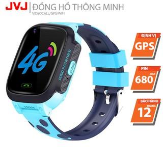 Đồng hồ định vị thông minh JVJ Y92/Y88/Y95 JVJ cho trẻ em - Hỗ trợ tiếng Việt, Kháng nước IP67-Bảo hành 12T