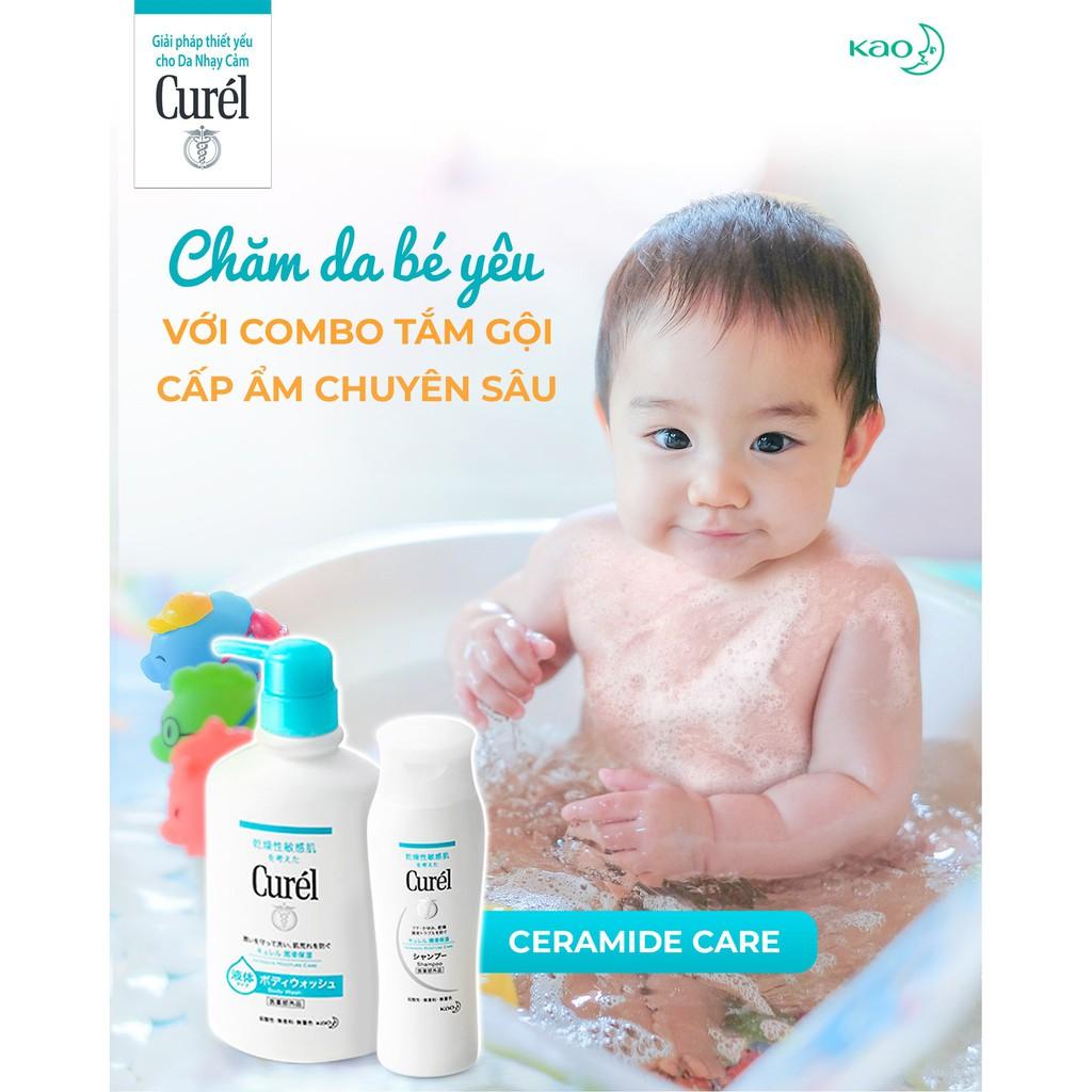 Mã FMCGMALL - 8% đơn 250K] Sữa Tắm Toàn Thân Cấp Ẩm Chuyên Sâu Curel  Intensive Moisture Care Body Wash 420ml | Shopee Việt Nam
