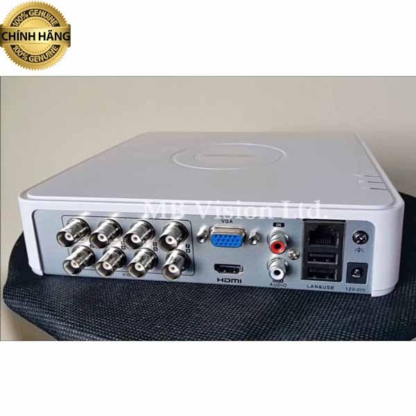 Đầu ghi hình 8 kênh Hikvision DS-7108HQHI-K1 2.0M