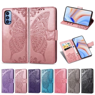Flip Cases OPPO RENO 4 PRO RENO 3 RENO 10X A53 2020 A9 2020 A5 2020 phone holster Wallet Leather Cases Card Holder Phone Cover