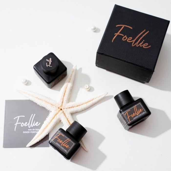 Nước hoa vùng kín Foellie chính hãng - Thơm mùi nước hoa bím - Follie 5ml - Thơm tho cô bé - Hàng giả hoàn tiền
