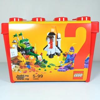 LEGO Classic 10405 Thùng Gạch Nhiệm Vụ Sao Hỏa (871 chi tiết – 1,566Kg) [New Sealed, Chính Hãng]
