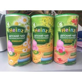 Trà Heinz cho bé