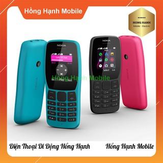 Hình ảnh Điện Thoại Nokia 110 2 Sim (2019) 4MB/4MB - Hàng Chính Hãng - Hồng Hạnh Mobile-8