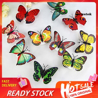 Đèn ngủ thiết kế hình bươm bướm đáng yêu thumbnail