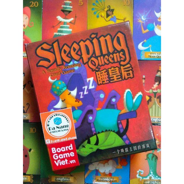 Boardgame SLEEPING QUEENS – ĐÁNH THỨC NỮ HOÀNG NGỦ QUÊN
