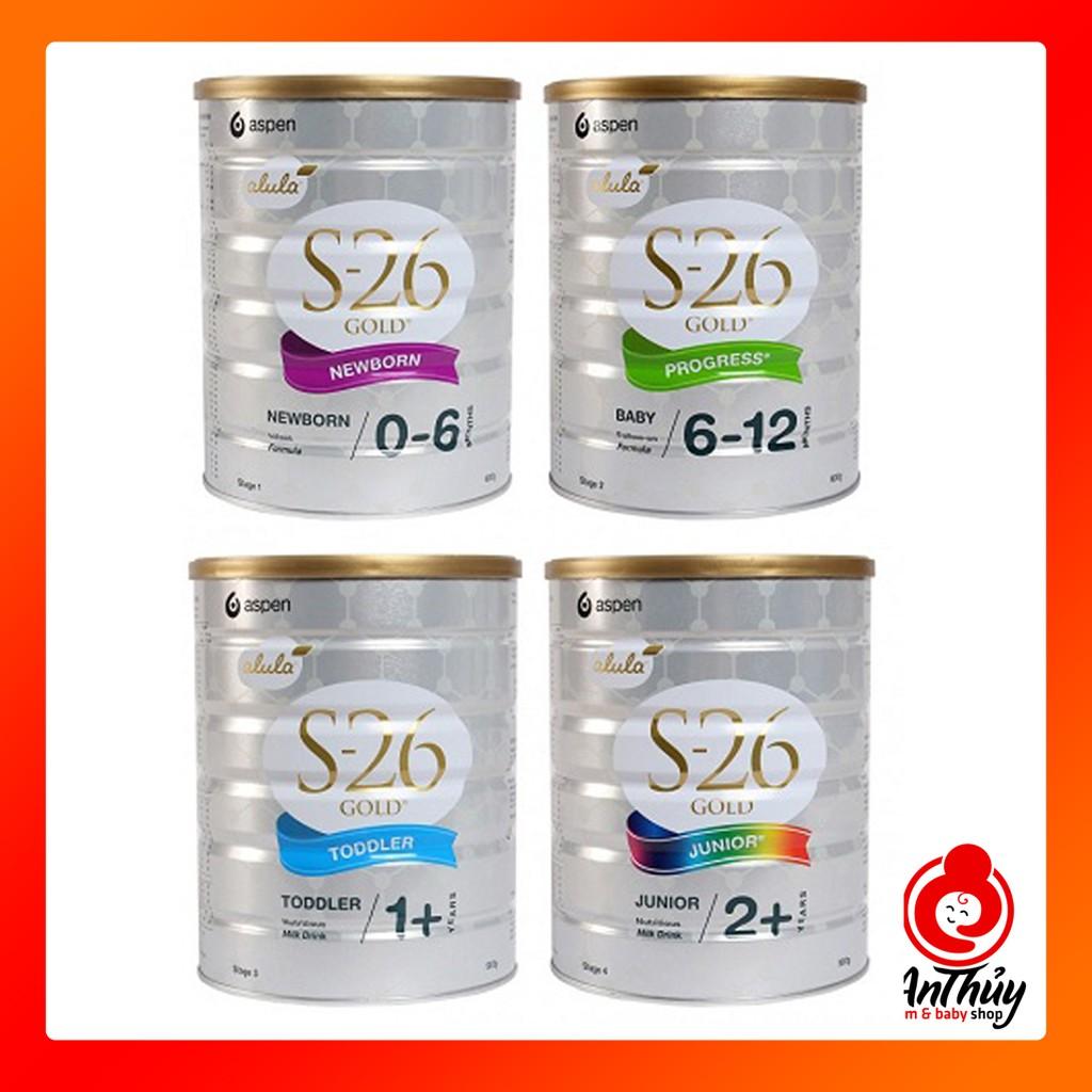 S-26 số 1 – Sữa cho trẻ sơ sinh từ 0-6 tháng tuổi