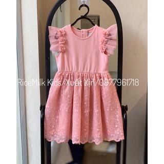Váy Hoa Vai