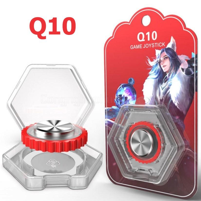 [Mã ELC2C400 hoàn 100K xu đơn 400K]Nút chơi game Joystick Mobile Q10 cho điện thoại