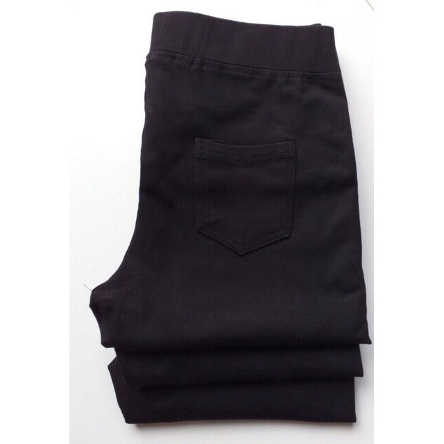 Quần legging wam 2 túi dán Freeship 99k