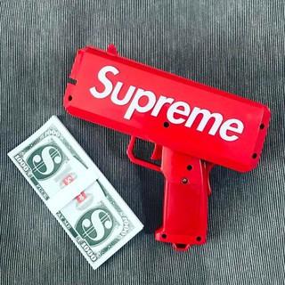 [New Version] Súng bắn tiền Superme Cash Cannon dùng pin tiểu AAA