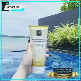 Sữa Tắm Trắng Da Không Bọt Collagen A Cosmetics 3in1 (Collagen ACosmetics ACosmetic) Mỹ Phẩm Phương Anh A Cosmetic thumbnail