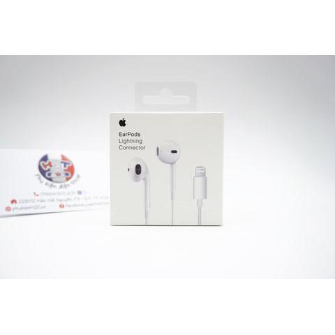 Tai nghe Earpod iPhone X hàng chính hãng Apple Store