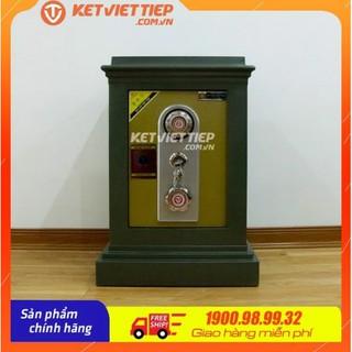 [HÀNG CÔNG TY] Két Việt Tiệp KHÓA CƠ Chuẩn Phong Thủy Cỡ Lớn KVT615KC