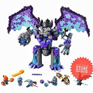 Lego Lắp Ráp Quái Vật Đá Nexo Knights – Heima 5014 ( 763 Mảnh )